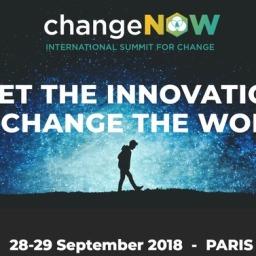 ChangeNOW : le rendez-vous des entrepreneurs de la « Positive Impact »