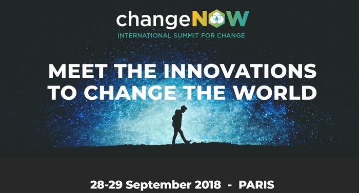 ChangeNOW : le rendez-vous des entrepreneurs de la « Positive Impact»
