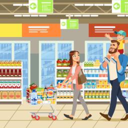 4 aliments industriels à éviter pour  vos enfants
