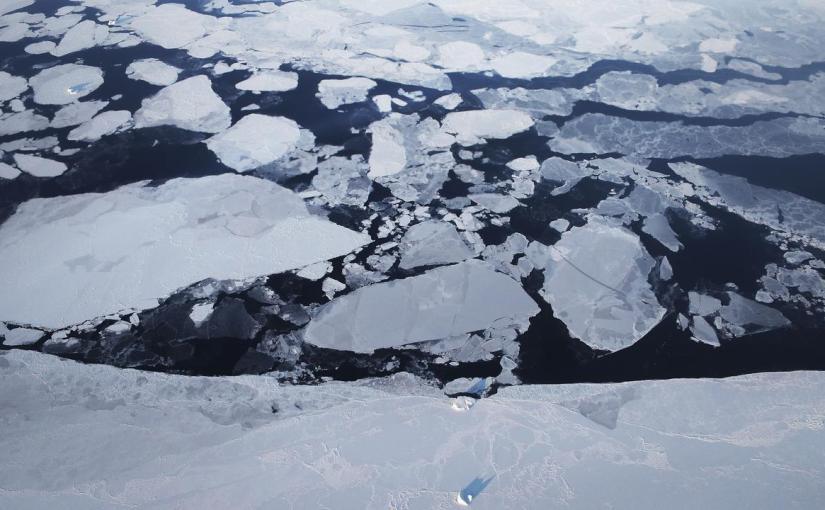Climat : 11 milliards de tonnes de glace ont fondu au Groenland, unrecord